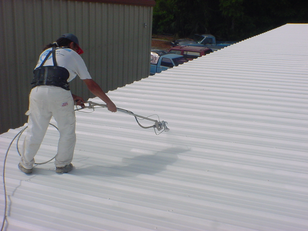 Roof Coating Shayonano